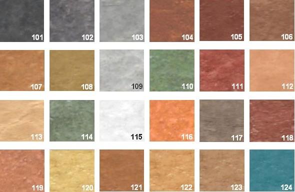 culori beton amprentat